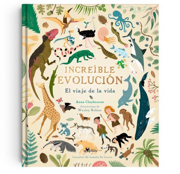 increible evolucion